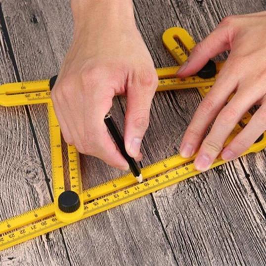 Giới thiệu thước đo góc đa năng