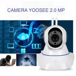 Camera Yoosee 3 râu 2.0MP FullHD 1080P, Xoay 360 độ, đàm thoại 2 chiều