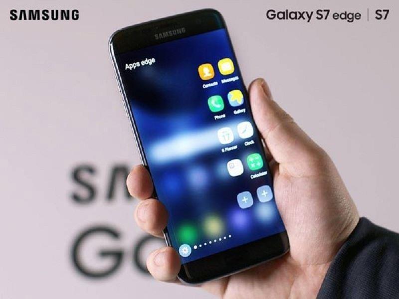 Galaxy S7 Edge (Hàng nhập khẩu)
