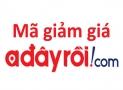 Mã giảm giá Adayroi – Cập nhật & Tổng hợp khuyến mãi tại Adayroi mới nhất