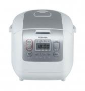 Nồi cơm điện tử Toshiba 1 lít RC-10NMFVN (WT)