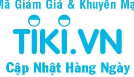 Mã giảm giá Tiki – Tổng hợp khuyến mãi Tiki hấp dẫn nhất tháng 11/2018